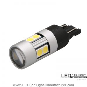 194 (T10 W5W) Led Bulb White For Car