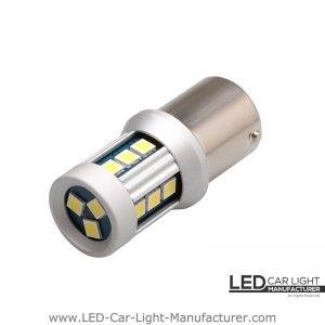 Bau15s PY21W Led Amber Canbus Bulb