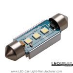 C5W Led Canbus | 39mm Festoon Led Bulbs | 12V/24V