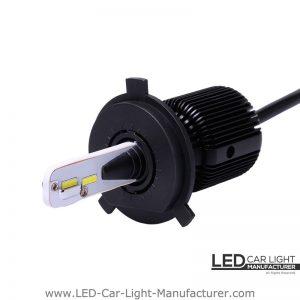 H4 Led Headlight Bulb   High Low Beam 12V
