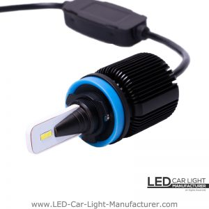 H9 Led Headlight Bulb | 6500K Pure White
