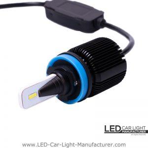H9 Led Headlight Bulb | 6500K Pure White