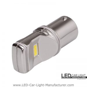 BA15S Led Canbus Bulb | 12/24V Automotive Lighting | Standard Optics