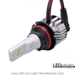 9007 Led Headlight Bulb | Standard High Low Beam Pattern