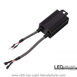 Can Bus Decoder and Car Led Resistor 2in1 Headlight Mate
