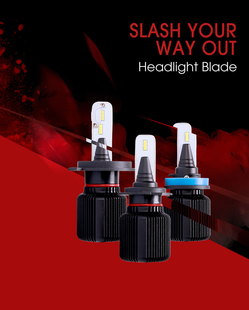 9005 led headlight bulb