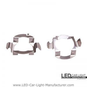 H7 Headlight Bulb Adapter for AUDI Car