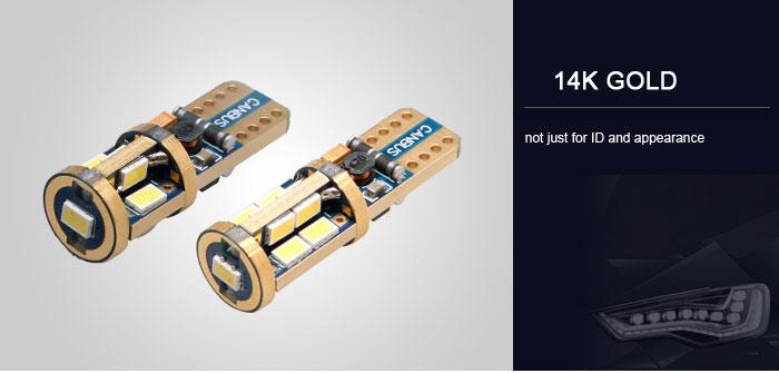 T10 led canbus