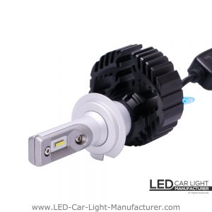 Led H7 Canbus Headlight Kit High Low Beam