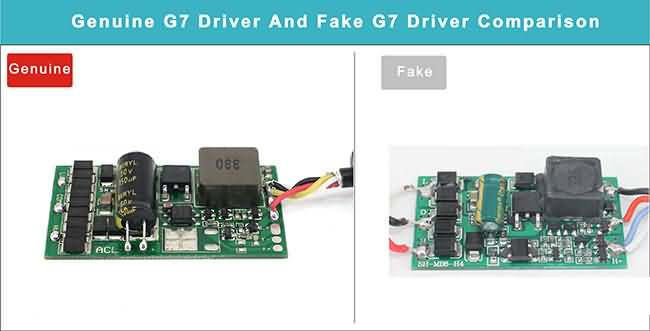 Genuine G7 PK Fake G7 – How to Reduce Product Cost?