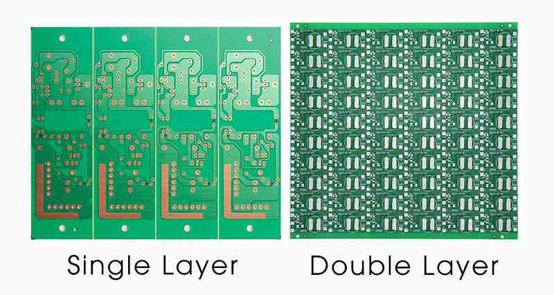 Fiberglass PCB vs. Aluminum PCB vs. Copper base PCB vs. Ceramic PCB