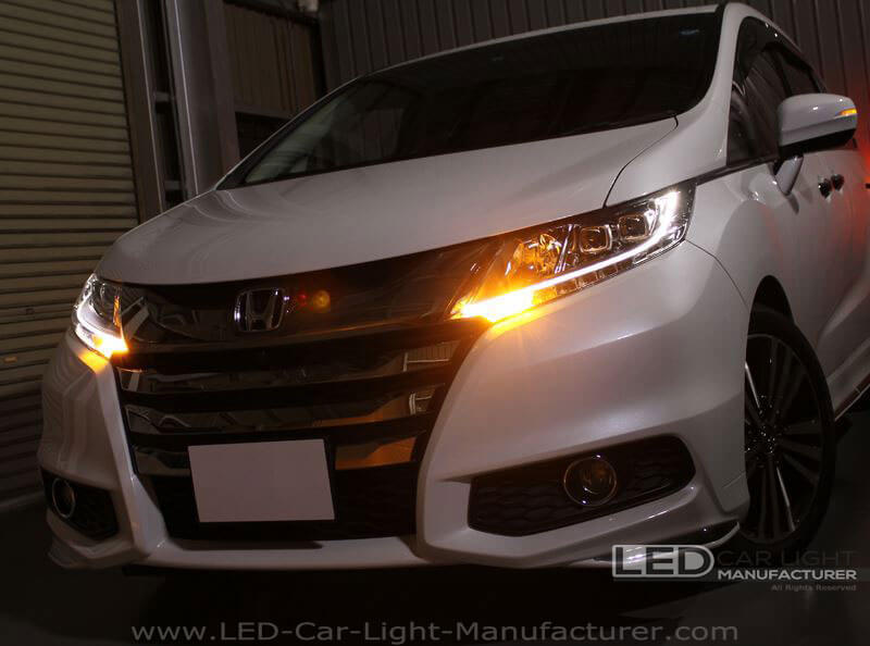 Honda Odyssey Ungrade LED Turn Signal Light