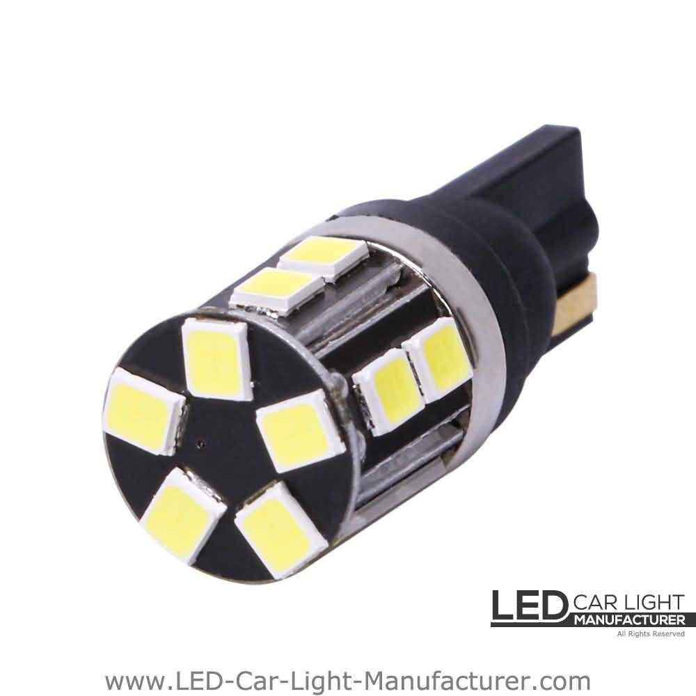 T10 Canbus Led Super Power Bulb Error Free