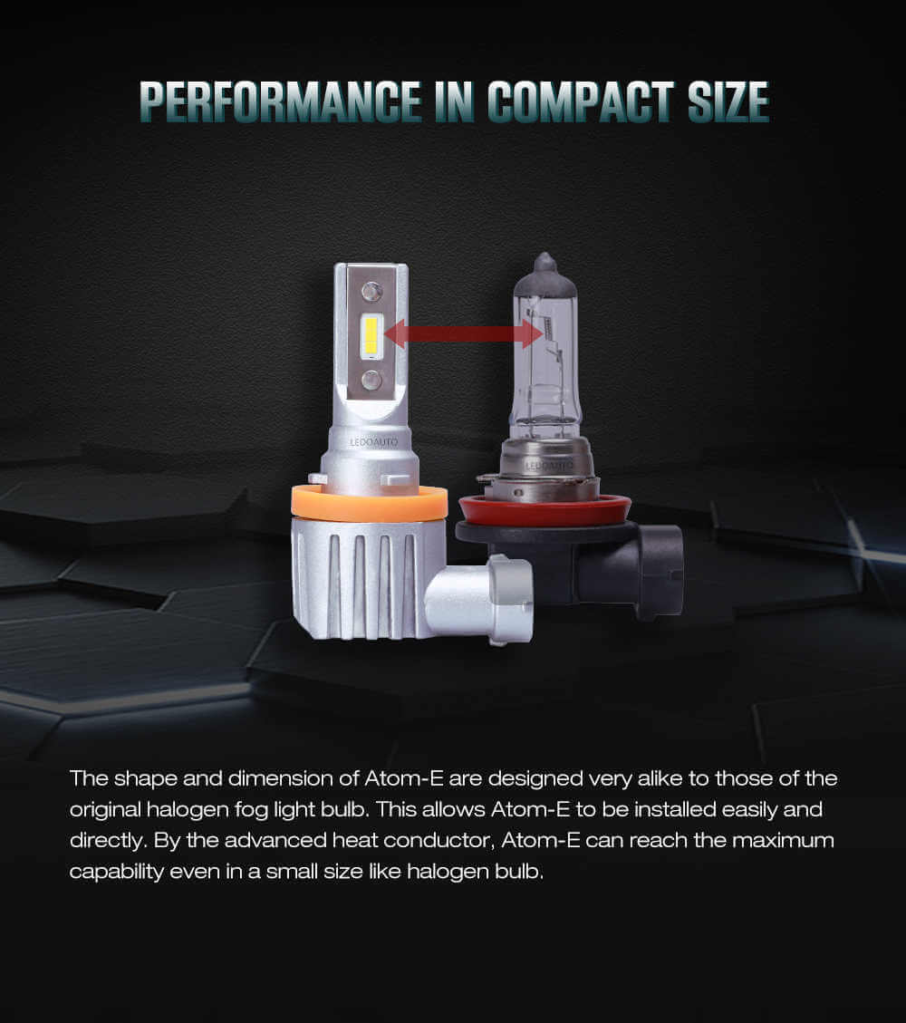 9005 led fog light bulbs