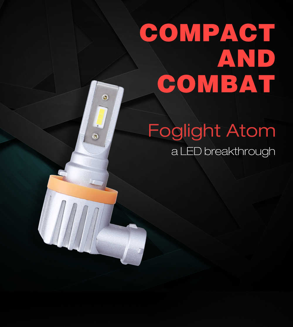 880 led fog light bulbs