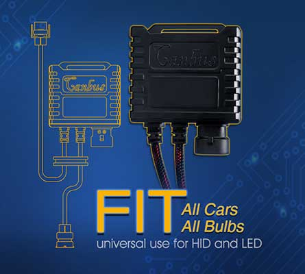 led headlight decoder h7