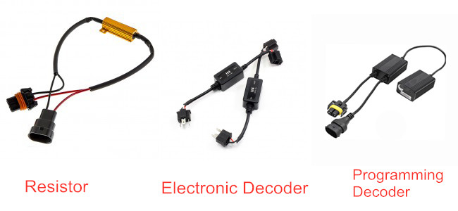 led headlight decoder