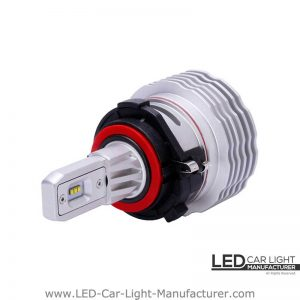 VW Golf MK6, MK7, R, EOS, GTI, Jetta, LED Headlight Bulbs Upgrade