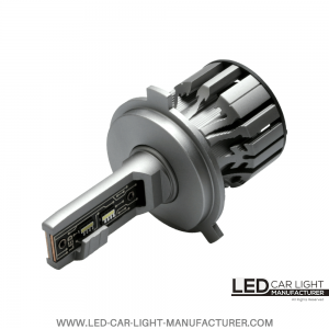 Headlight Gene H4 Led Bulb | Manufacturer Wholesale Price