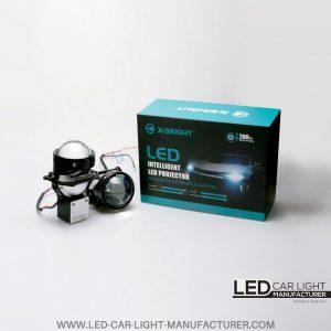 XBright X6 Bi-Led Projector Headlight Lens